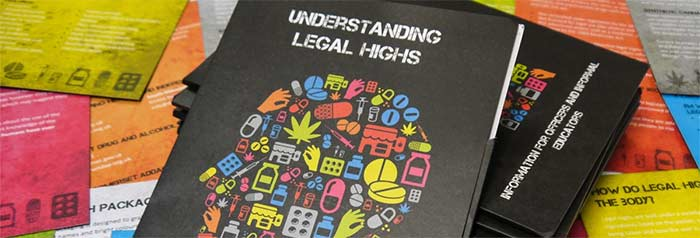 image showing a guide on understanding legal highs